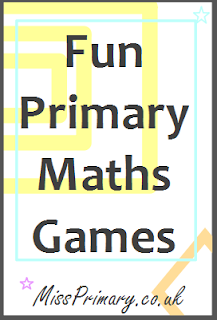 primary school maths games fun and easy to set up