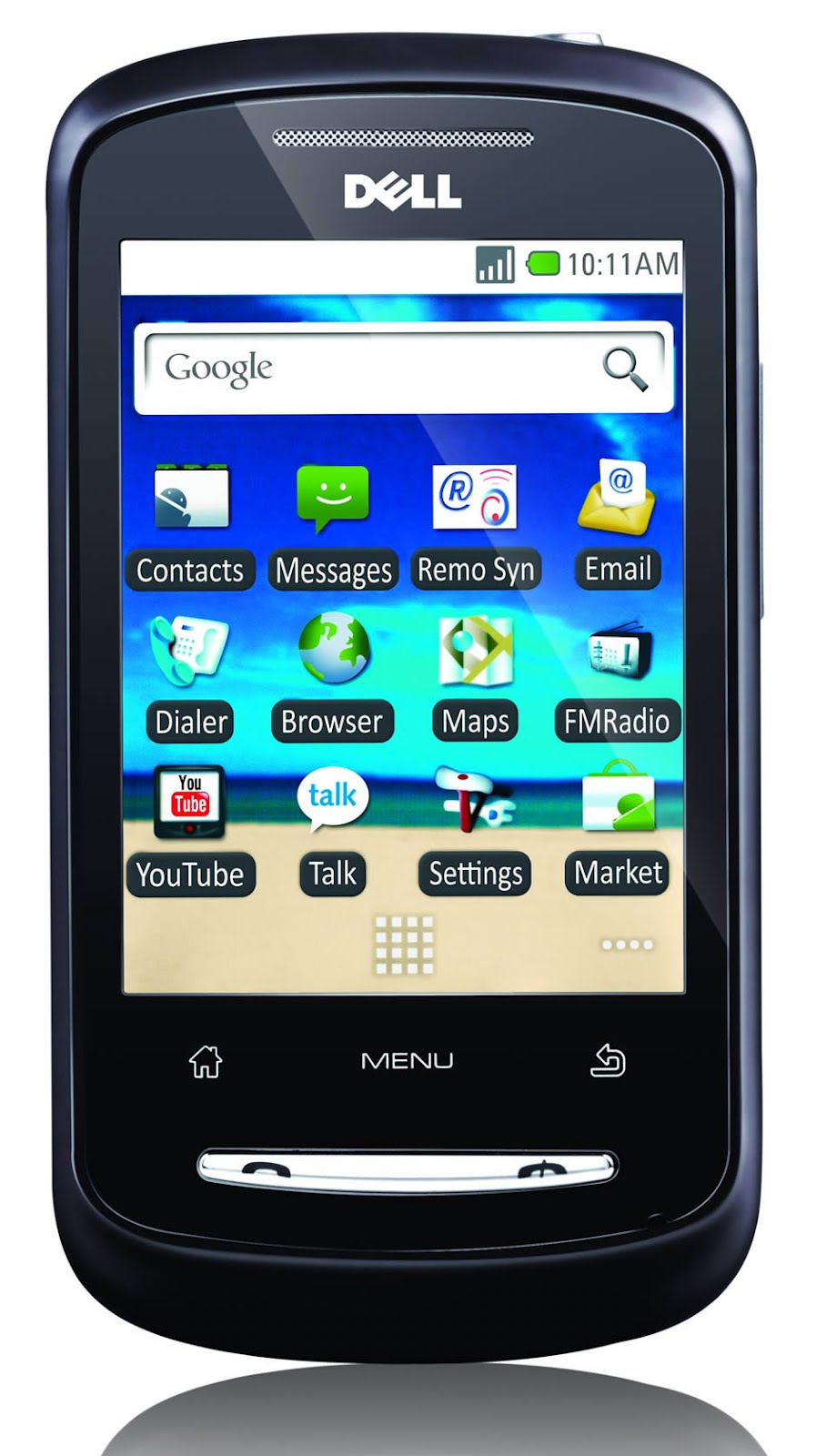 Dell XCD28 Smartphone User Manual Guidebook