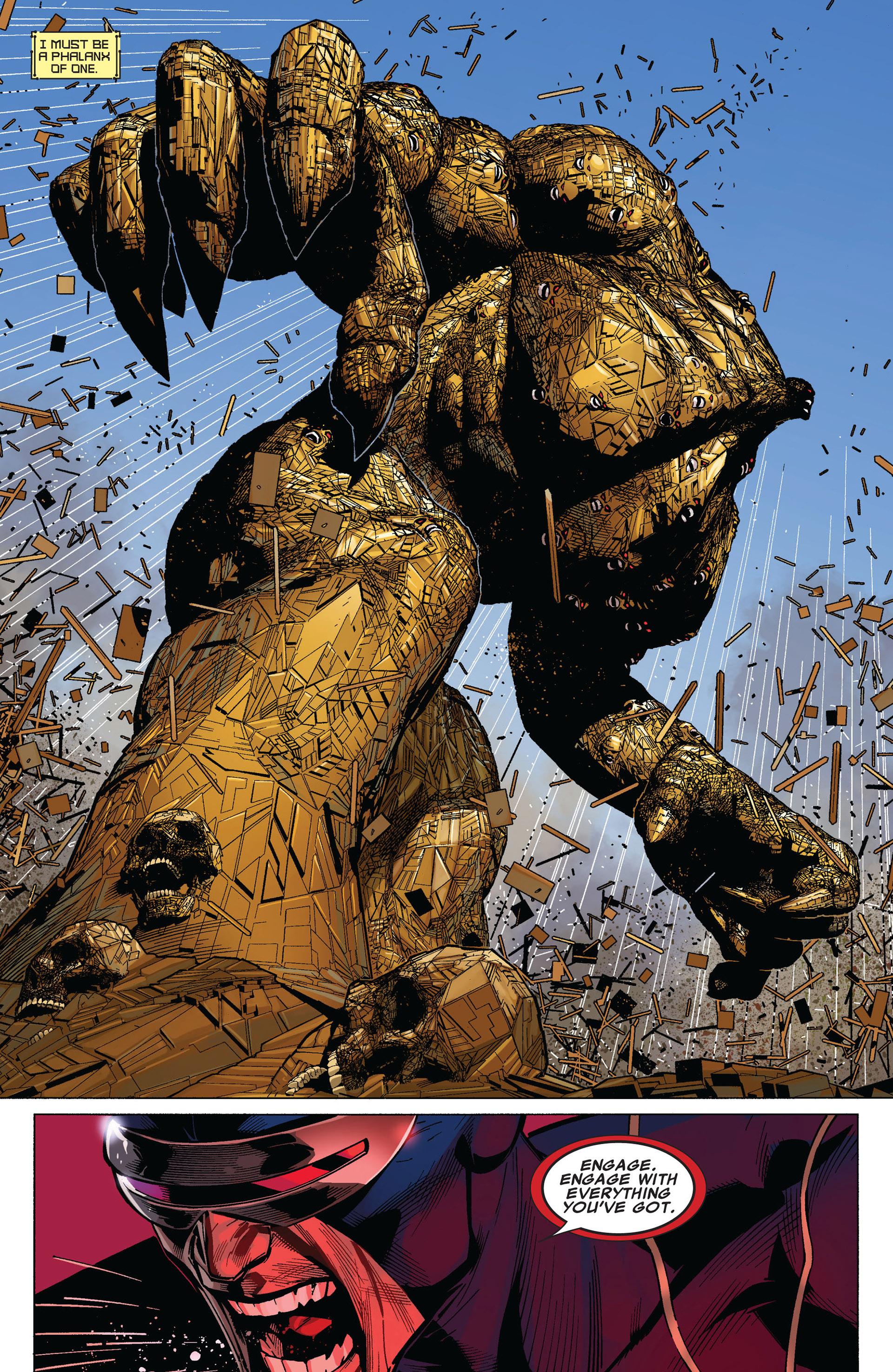 Read online Uncanny X-Men (2012) comic -  Issue #4 - 15