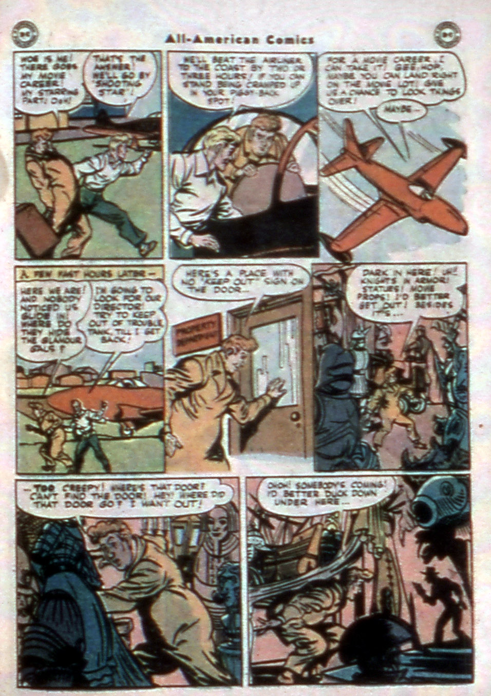Read online All-American Comics (1939) comic -  Issue #77 - 43