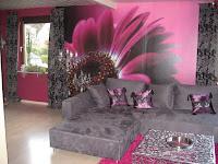 Wohnbeispiele Wohnzimmer Farbgestaltung