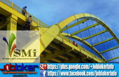 Lowongan Kerja PT Sarana Multi Infrastruktur (Persero) untuk banyak posisi
