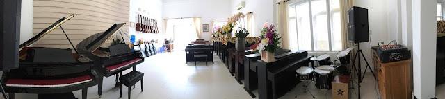 Lớp học Piano tại Thảo Điền quận 2