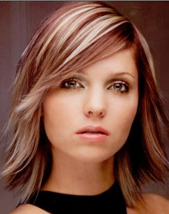 Short Hairstyles 2012: MID LENGTH HAIRSTYLES 2013 ARE EASY