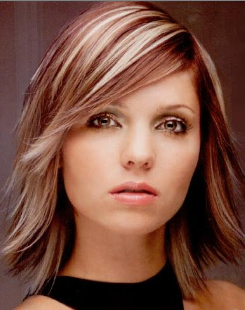 short hairstyles 2012 mid length