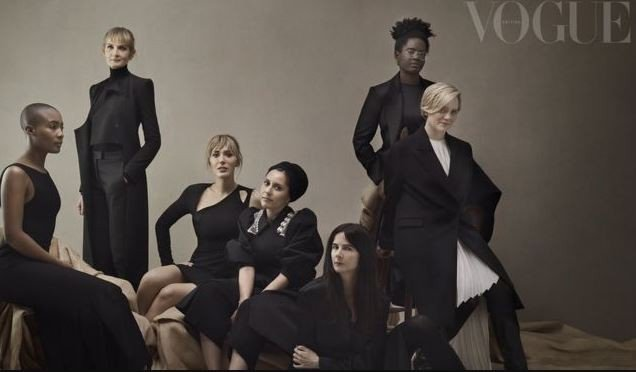 First openly transgender woman, Paris Lees featured in special edition of British Vogue Magazine