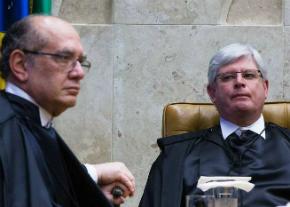 Rodrigo Janot pede ao STF que afaste Gilmar Mendes; entenda
