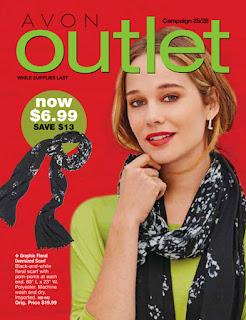 Avon Outlet Campaign 25 & 26 11/26/16 - 12/9/16