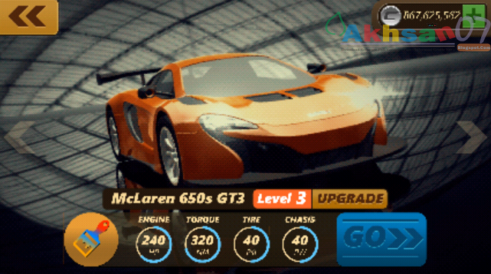 Raceline v1.01 MOD apk Terbaru Unlimited Money Offline