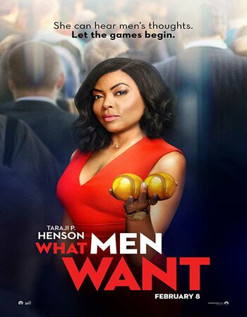 What Men Want (2019) English 720p WEB-DL x264 950MB ESubs