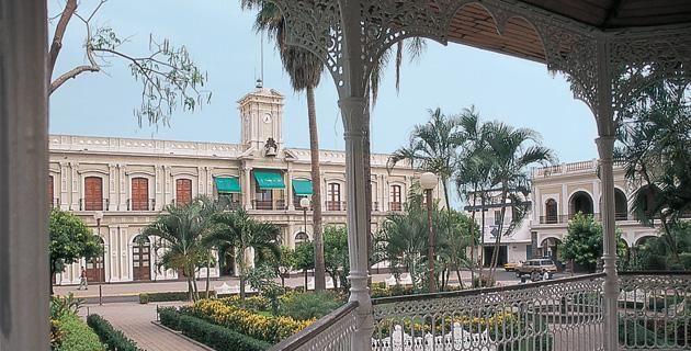 Palacio de gobierno Colima, México