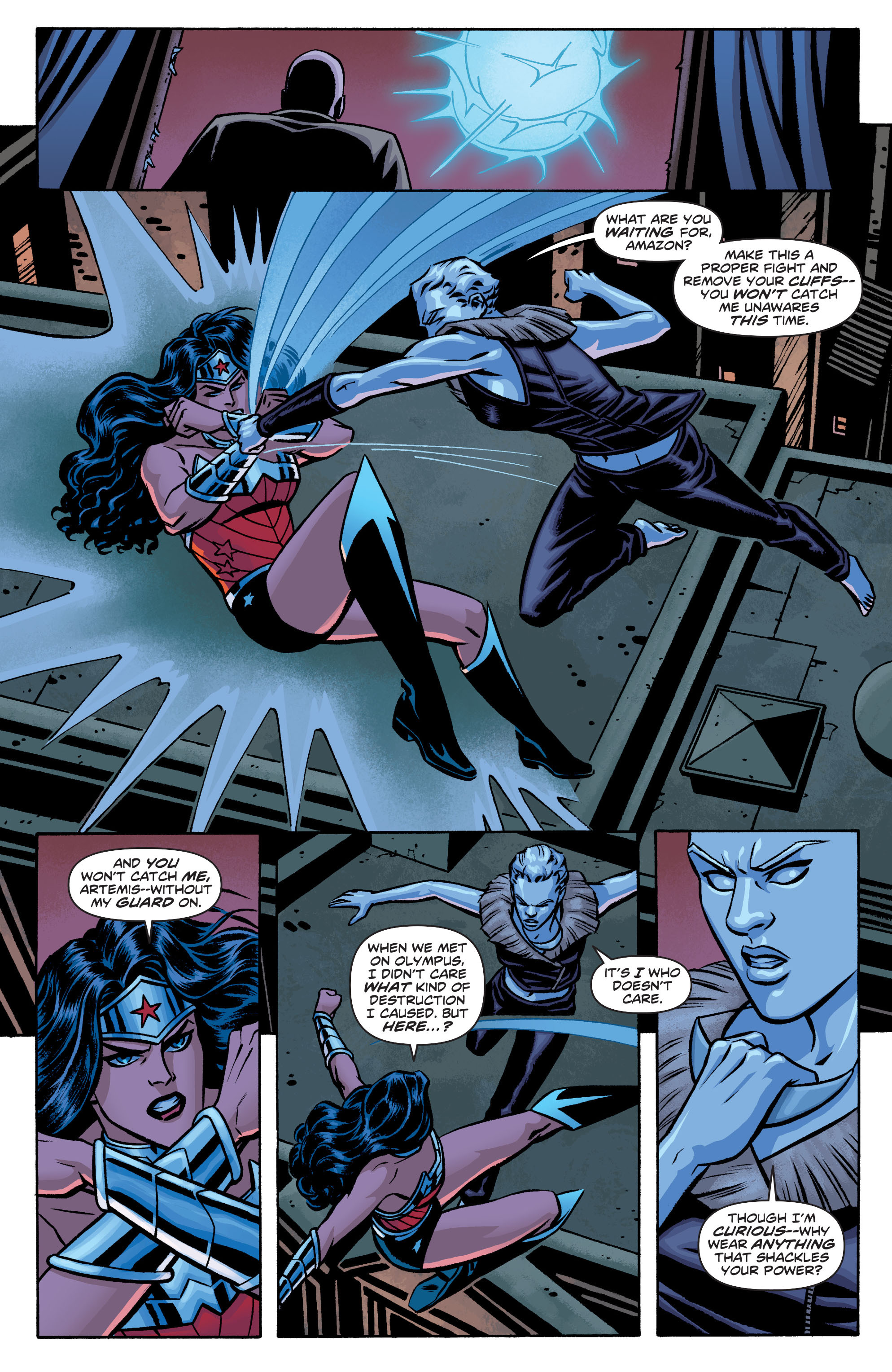 Read online Wonder Woman (2011) comic -  Issue #20 - 8