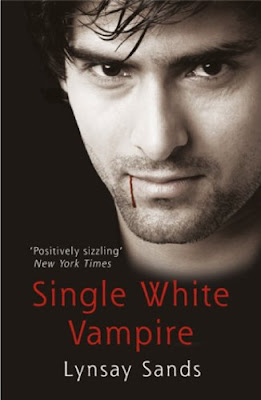 Book Review: Single White Vampire, by Lynsay Sands