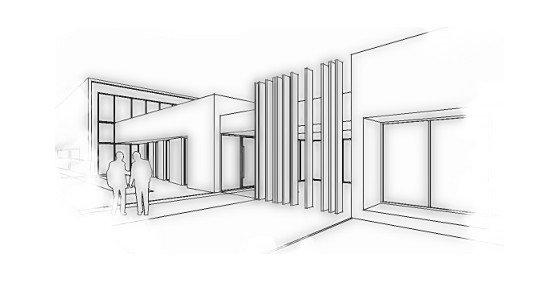 sketchup retouche photo