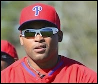 Marlon Byrd signed a two-year deal with the Phillies.