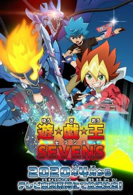 Yu-Gi-Oh SEVENS Imagem Promocional