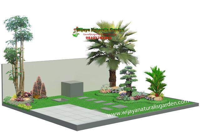 TUKANG DESAIN TAMAN MINIMALIS SURABAYA