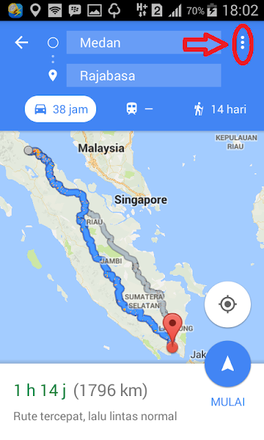 Cara Menambah Banyak Lokasi Tujuan Dalam Rute Di Google Maps