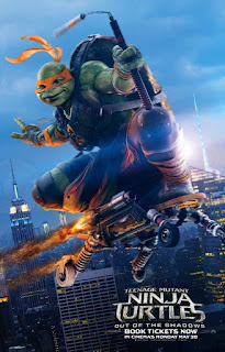 Talking About Teenage Mutant Ninja Turtles: Out Of The Shadows