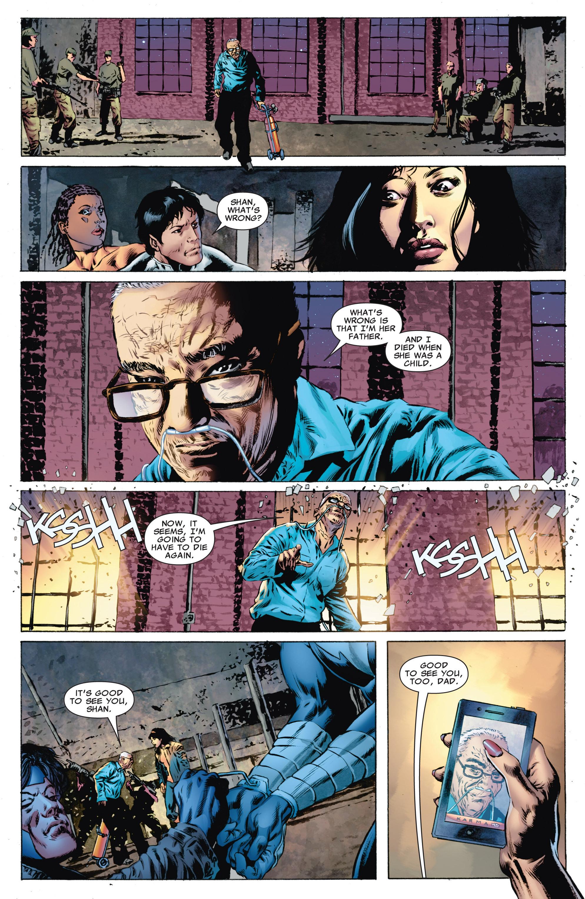 Read online Astonishing X-Men (2004) comic -  Issue #55 - 19
