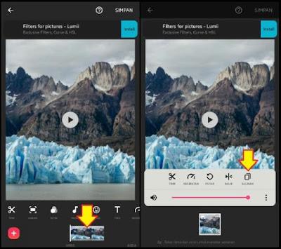 Cara Menambahkan Musik ke Gambar - InShot