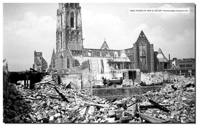 German crew's Rotterdam WWII destruction film discovered | NL Times