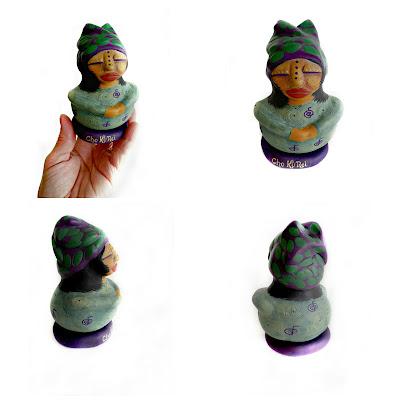 Cho Ku Rei a Reiki Prayers Spirit Doll