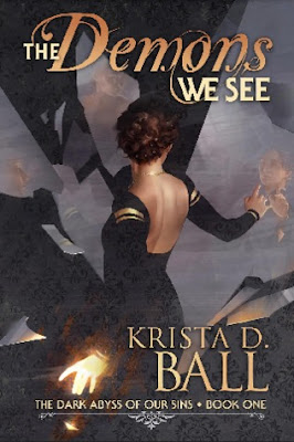 Review, The Demons We See, Krista D. Ball, fantasy