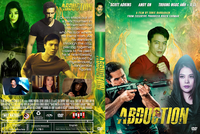 Abduction DVD Cover