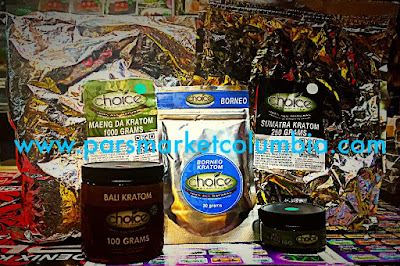 Wide Selection of Choice Kratom Powder at Pars Market Columbia Howard County Maryland 21045