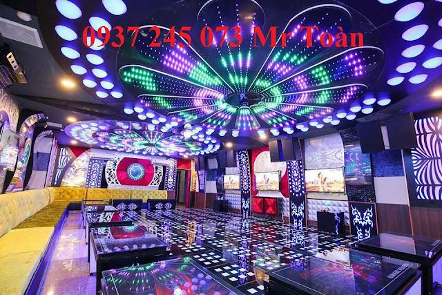 thi công phòng karaoke chuyên nghiệp tại HCM