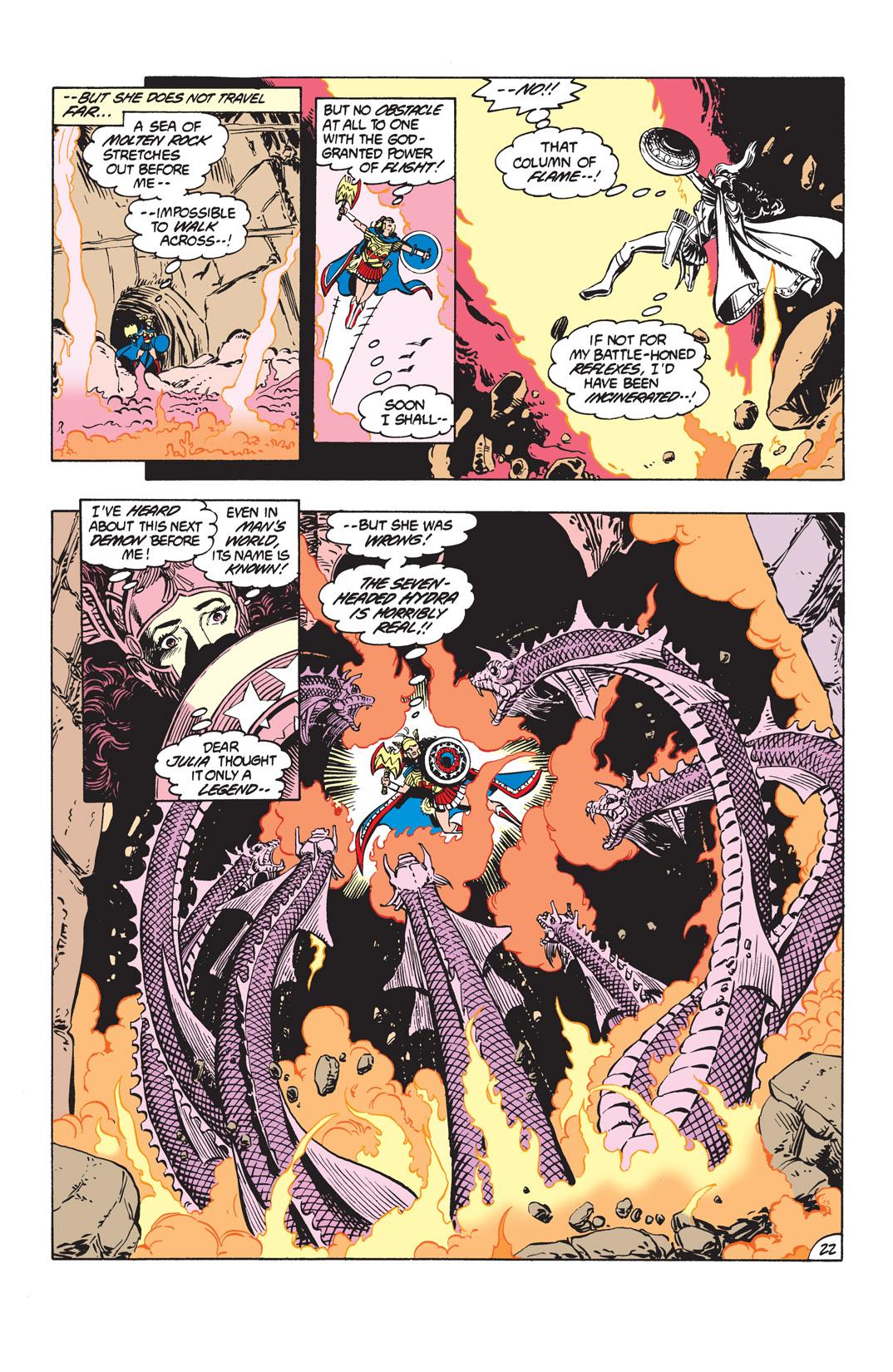 Read online Wonder Woman (1987) comic -  Issue #10 - 24