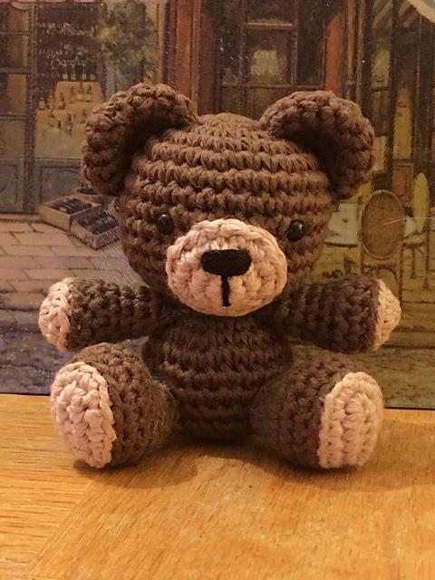 Amigurumi Crochet Teddy Bear Toys Free Patterns   Crochet bear ...   640x480