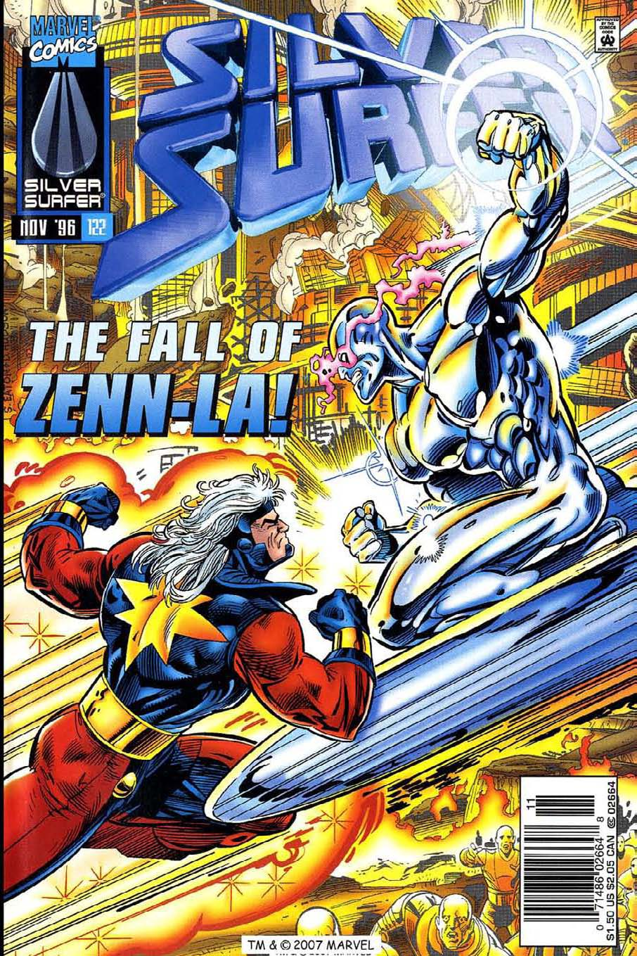 Silver Surfer (1987) Issue #122 #130 - English 1
