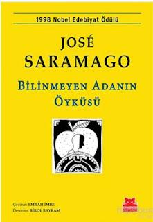 Jose Saramago - Bilinmeyen Adanın Öyküsü