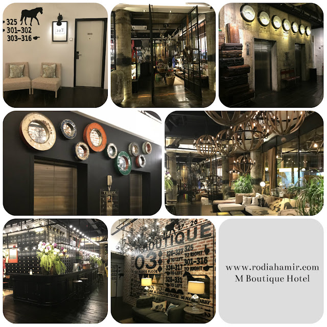 rupa M Boutique Hotel Ipoh