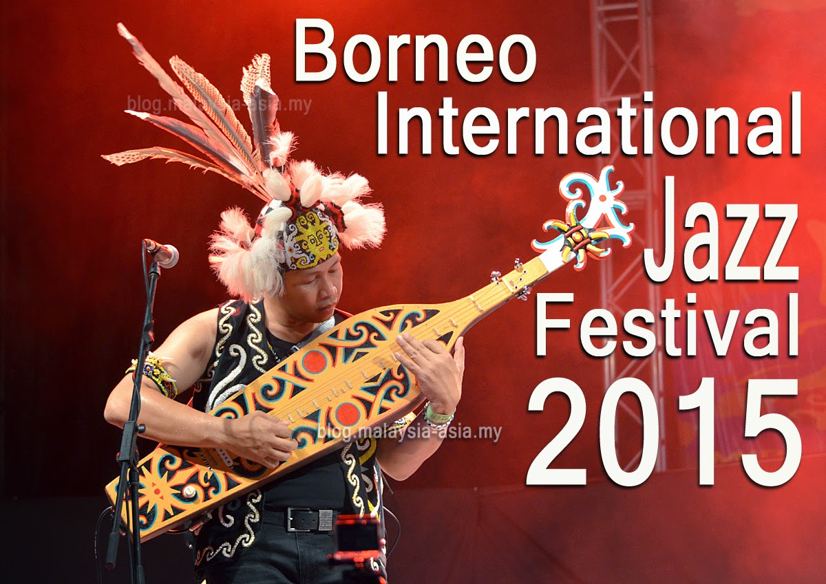 Borneo International Jazz Festival 2015
