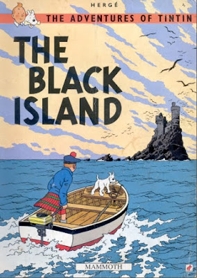 Download free ebook Tintin and the Black Island pdf