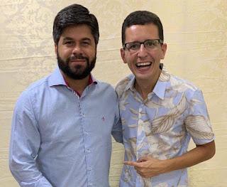 Em Arcoverde Neto de Duca participa das comemorações alusivas aos 20 anos da Igreja Evangélica Verbo da Vida