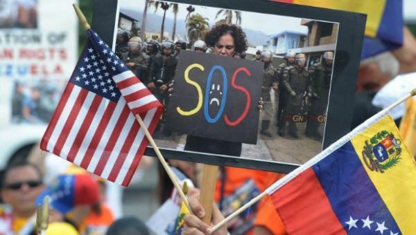 """EE. UU. y España coinciden en que """"hay que incrementar la presión para restituir sistema democrático en Venezuela"""""""