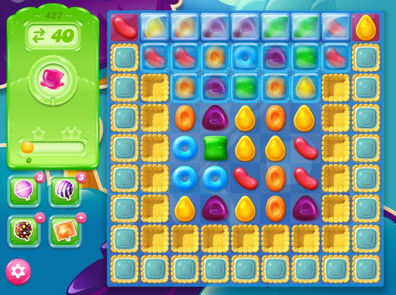 Candy Crush Jelly Saga 427