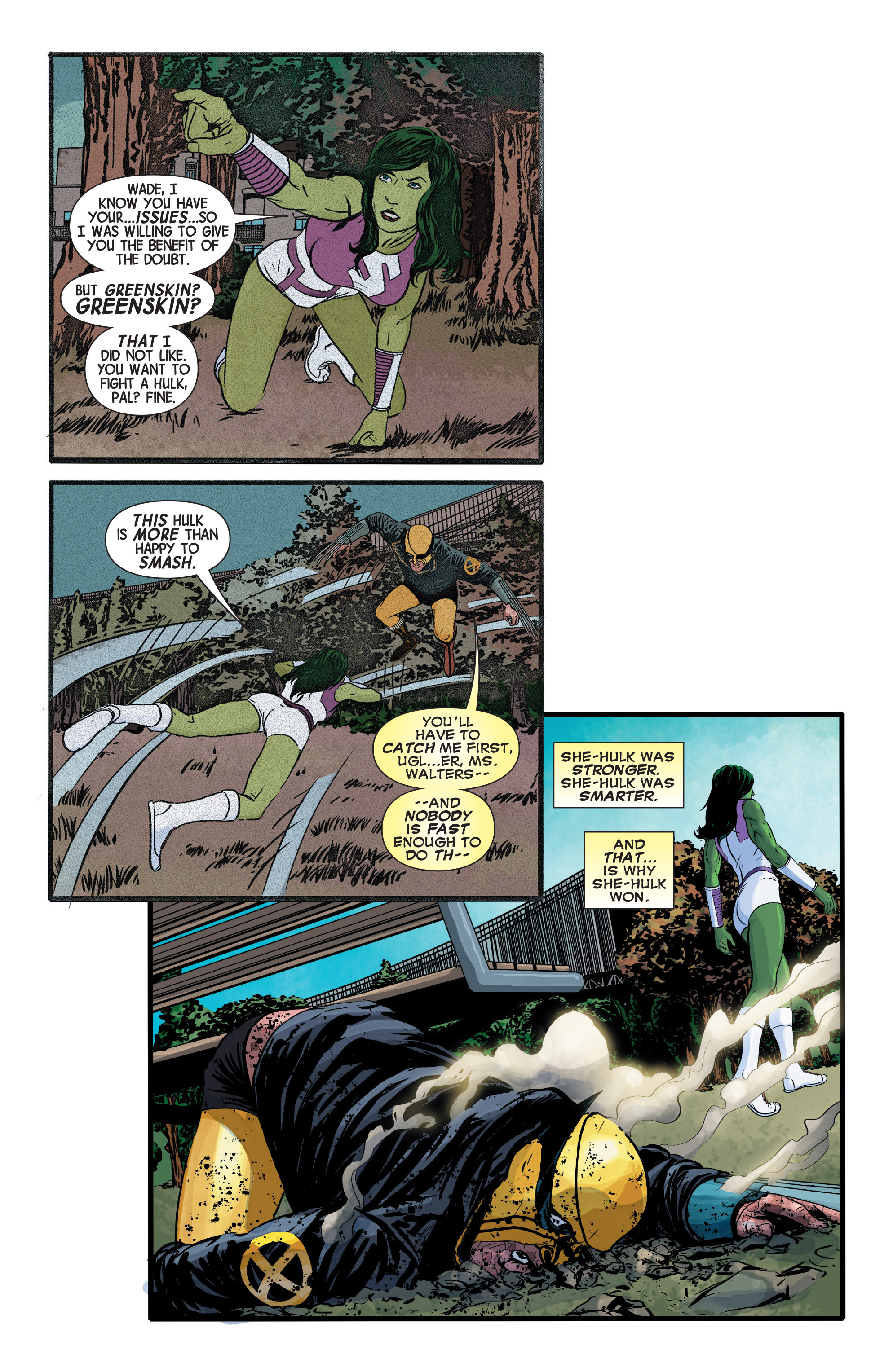 Read online Wolverines comic -  Issue #13 - 13