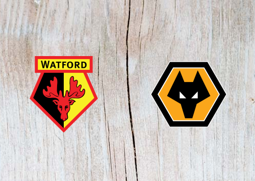 Watford vs Wolves - Highlights 7 April 2019