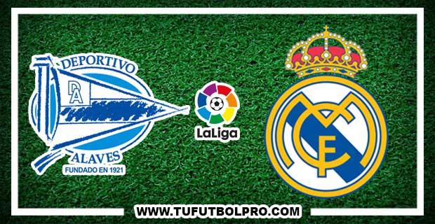 Ver Alavés vs Real Madrid EN VIVO Por Internet Hoy 29 de Octubre 2016