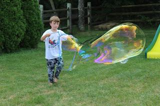 Portable Big Bubbles 1