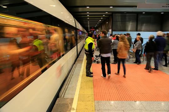Metrovalencia desplazó en marzo a 7,4 millones de viajeros