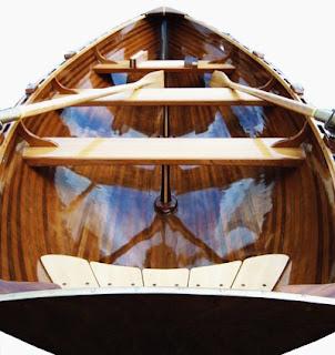 houten boot bouwen