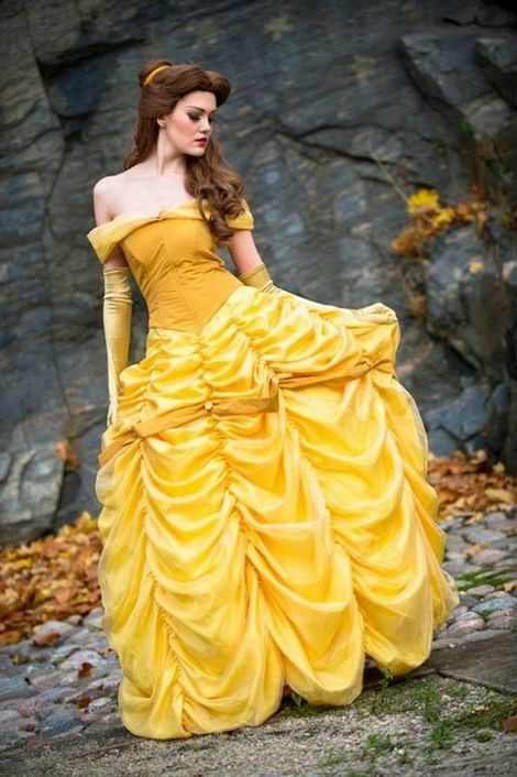 Beauty And The Beast Bridesmaid Dresses: 15 Best Princess Belle Beauty And The Beast Wedding Dress
