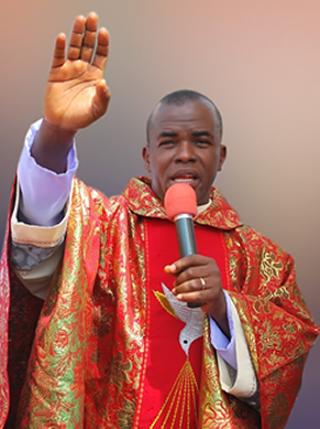 ejike mbaka assassination catholic church