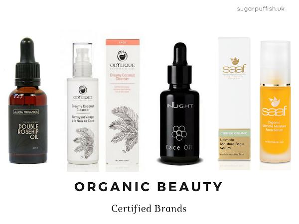 Organic Beauty - Certified Brands
